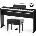 Casio PX-S1000 BK el-klaver sort pakke