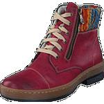 Rieker Z6721-35 35 Wine, Shoes, rød, EU 36