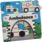 Den lille travle ambulance - 9788742510094