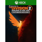 Tom Clancy's The Division 2 Warlords of New York (Ultimate Edition) Xbox One Key EUROPE
