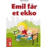 Emil får et ekko - Marie Duedahl - 9788770188517