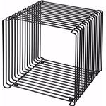 Montana Wire Trådreol 38 cm - Black