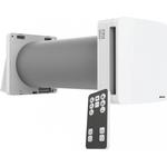Klimair uno remote100 ventilation m/varmegenvinding 31021.20