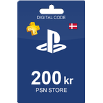 Playstation Network Card 200 kr