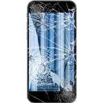 iPhone 6 Skærm Reparation - LCD/Touchskærm - Sort - Grade A