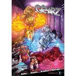 Gearz - Rafter Dan - 9781949738032