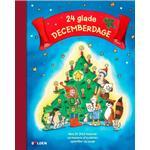 24 glade decemberdage - 9788771066357