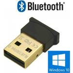 Bluetooth 4.0 CSR Nano USB Dongle, 20mtr, Plug&Play