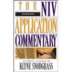 Ephesians - Klyne Snodgrass - 9780310493402
