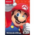 Nintendo eShop Card - €35