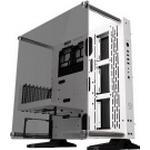 Thermaltake Core P3 TG Snow - Tempered Glass Edition - miditower - ATX - ingen strømforsyning (PS/2) - hvid - USB/Lyd
