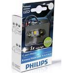 Philips LED Pinol pære C5W 43mm (Festoon) 4000K (1 stk)