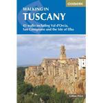 Walking in Tuscany - 43 walks incl. Elba