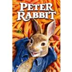 Sony Pictures Peter Rabbit, Film, Blu-ray, PG, Family, Animation, Comedy, 2D, 4K Ultra HD