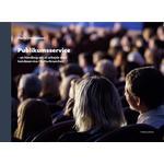 Publikumsservice - Maria Christensen