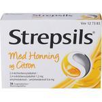 Strepsils honning/citron 36 stk