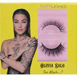DUFFLashes DUFFLashes Olivia Salo - Too much…?
