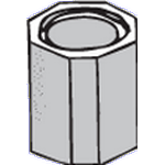 Schiedel DM Ø18cm indermodul 127068 Schiedel Isokern