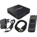 SAVIO TVBOX-02 TV Box, Android 9.0 Pie, HDMI, 4K, 4xUSB, WiFi, SD/MMC
