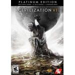 Sid Meiers Civilization VI 6: Platinum Edition PC (WW