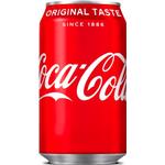 Coca Cola 24x33 cl. (dåse)