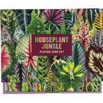 Houseplant Jungle Playing Card Set - Galison - 9780735359628
