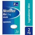 Nicotinell Sugetabletter Mint