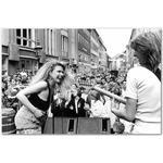 Gadefest i Pisserenden 1984