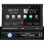 SWM 9702 7 inch 1 Din Android 8.1 Indbygget DVD afspiller / Bil MP5 Player / Bil MP4-afspiller Touch-skærm / GPS / Indbygget bluetooth for Universel RCA / HDMI / FM2 Support MPEG / MPG / WMV mp3