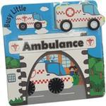 Den Lille Travle Ambulance - Diverse - Bog