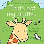 That's not my giraffe... by Fiona Watt