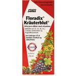 Salus Floradix Kräuterblut - Urte-jern mikstur 500 ml.