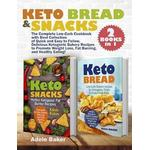 Keto Bread and Snacks