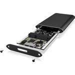 External USB 3.0 enclosure for mSATA SSD