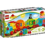 Lego Duplo - Tog med tal