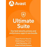 Avast ultimate PC spil Avast Ultimate 10 Devices 1 Year Key GLOBAL