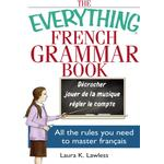 Everything French Grammar Book - Laura K Lawless - 9781605503332