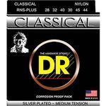 DR Strings RNS-Plus spansk guitar-strenge, medium tension