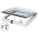 VELUX INTEGRA® Ovenlyskuppel med Oplukkelig Karm og Akrylkuppel 100x100