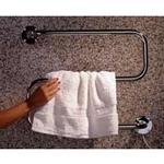 Devirail Håndklædetørre krom 40w 230v