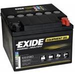 Batteri til Camping Mover og Forbrug Exide ES290 Equipment Gel-Batteri 12V 25Ah
