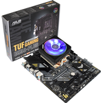 AMD Ryzen 9 3900X Twelve Core 4.6GHz, ASUS TUF GAMING B550-PLUS Motherboard CPU Bundle