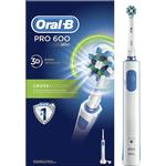 Oral B - Pro 610 CrossAction - Elektrisk tandbørste