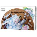 Tie dye-kit med 6 farver