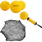Net, Pumpe & 3 stk. Bolde til Spikeball
