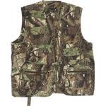 Mil-Tec Hunters Vest (Jagt Camo, XL)