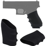 Rubber Grip Sleeve For Glock, S&w, Sigma, Sig Sauer, Ruger, Colt, Beretta - As Seen on Image