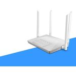 Ulåst 4g lte cat4 router wifi lan ethernet modem med SIM -kort slot - Version A
