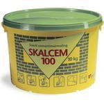 Skalcem 100 cementmurblanding, Hvid, 10 Kg
