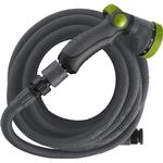 Grouw flexslange med slangekoblinger og sprøjtepistol 10 til 30 meter